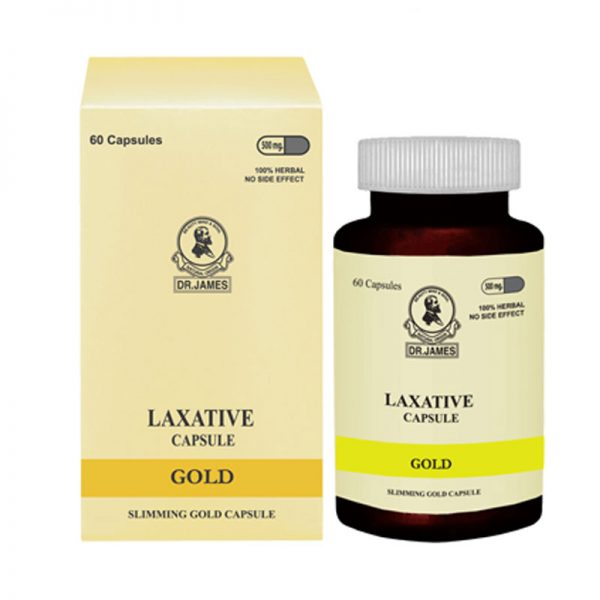 Slimming Gold Capsule