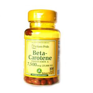 Beta Carotene – free shipping all over Pakistan