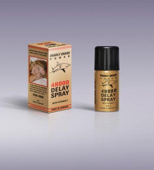 Deadly Shark Power 48000 - Herbalmedicos.pk
