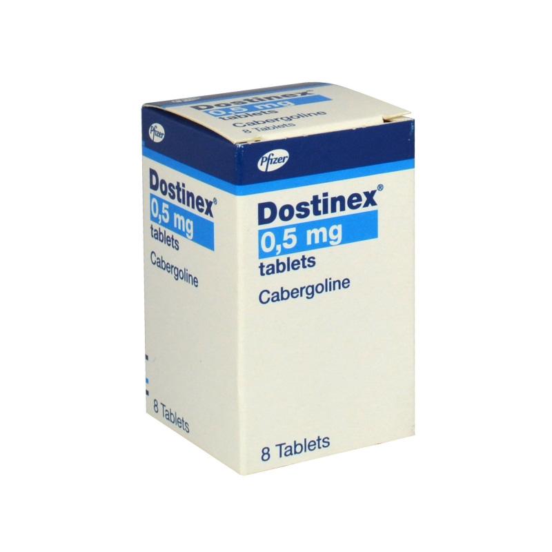 Dostinex 0.5 mg Price in Pakistan