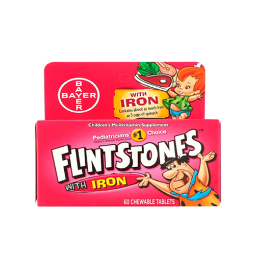 Flintstones Tablets