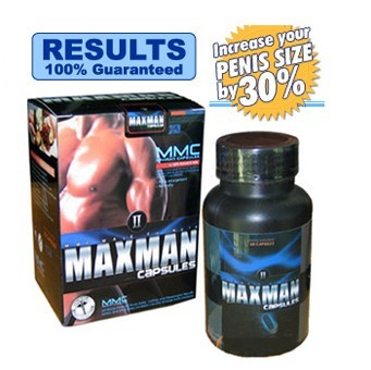 Maxman Capsule - Free shipping all over pakistan