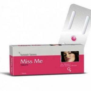 Miss Me Tablet – buy now from herbalmedicos.pk