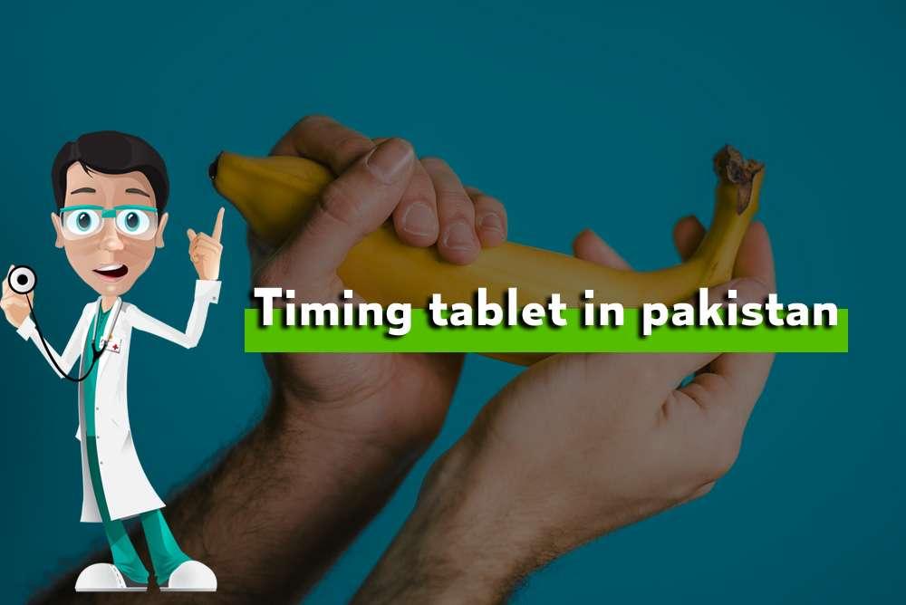 timing tablets in paksitan