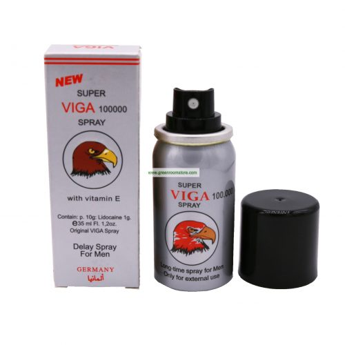 Super Viga Spray - herbalmedicos.pk