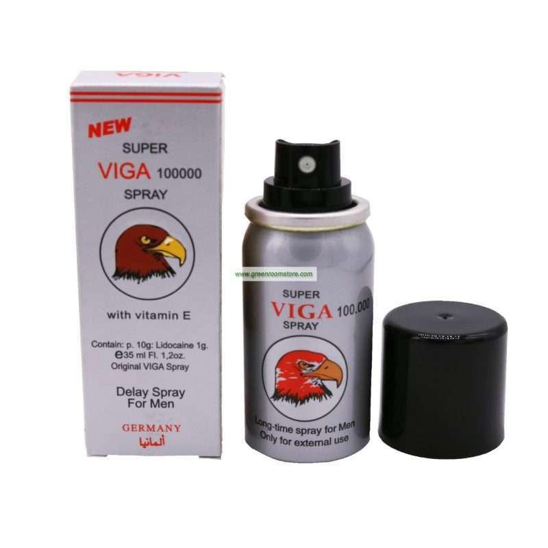 Super Viga Spray - herbalmedicos.pk