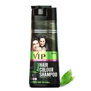 Vip Hair Color Shampoo - Herbalmedicos.pk