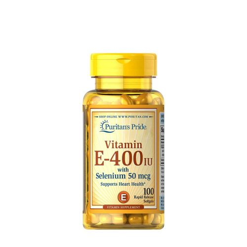 Vitamin e 400 mg - puritant's pride premium buy now