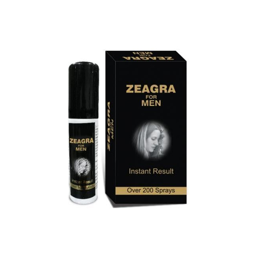 Zeagra Spray - buy now from herbarbalmedicos.pk