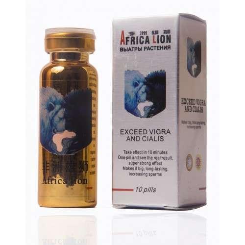 African Lion Tablet - Herbalmedicos.pk