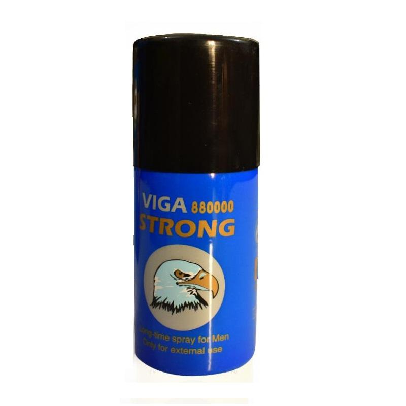 Viga Strong 880000 Delay Spray For Men 45ML